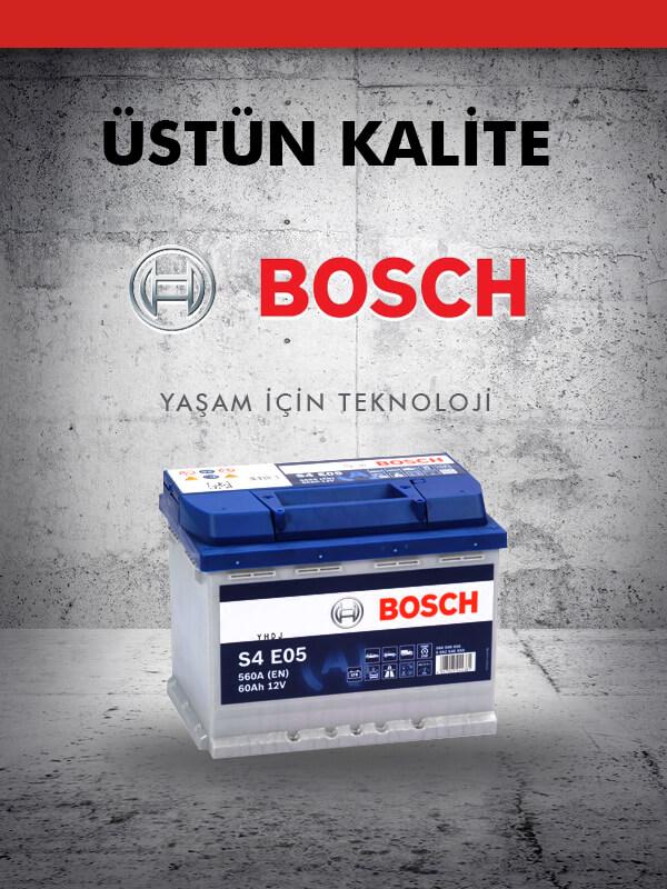 Bosch Akü Fiyatları