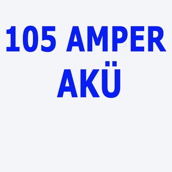 105 Amper YENİ AKÜ