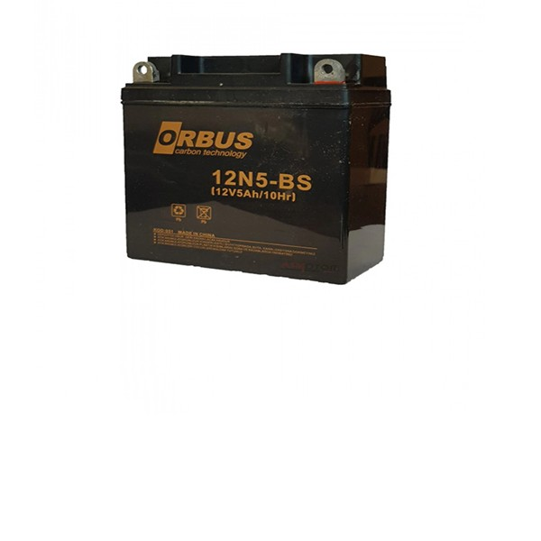 12V 5 Amper Motor Aküsü (12N5-BS)