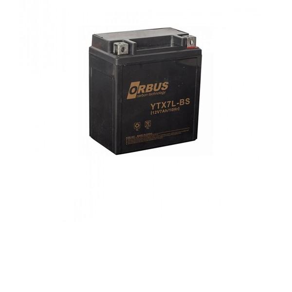 12v 7 Amper Motor Aküsü(dikey)