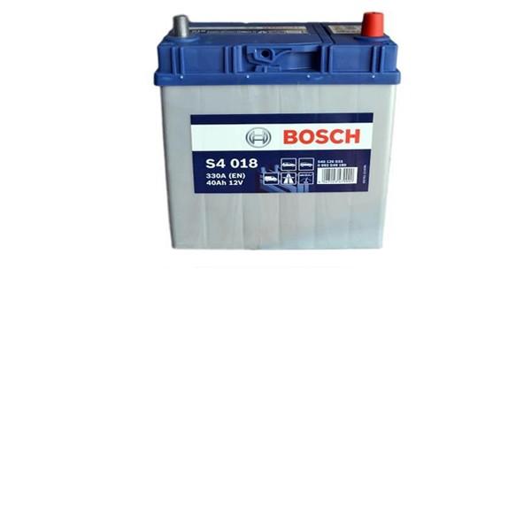 33 Amper Bosch Akü(Dar,İnce,Ters)