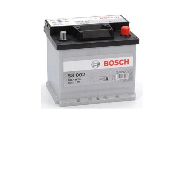 44 Amper Bosch Akü Kare