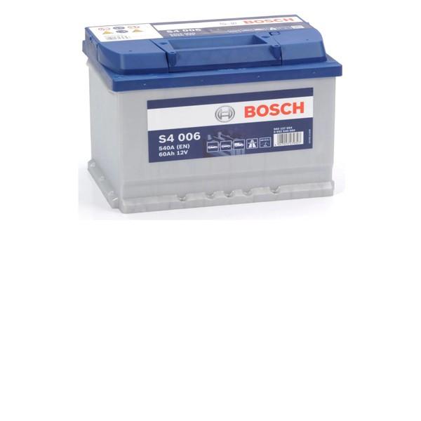 60 Amper Bosch Akü(Alçak)