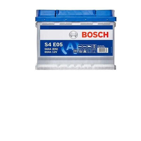 60 Amper START-STOP EFB Bosch Akü