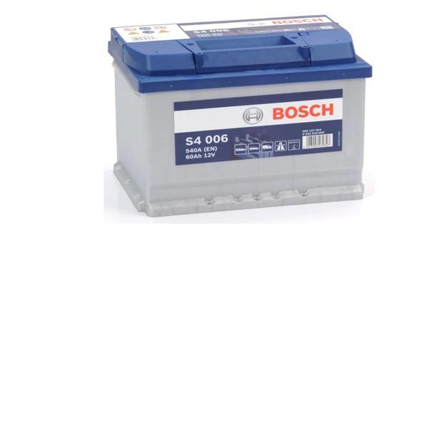 62 Amper Ters Kutup Bosch Akü