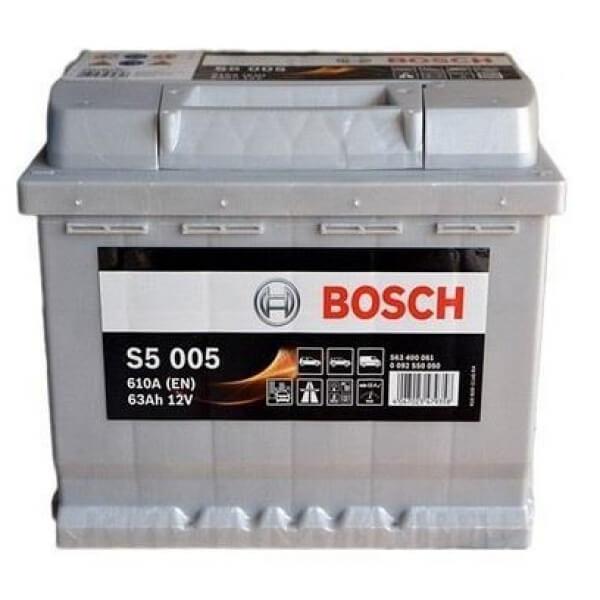 63 Amper Bosch Akü