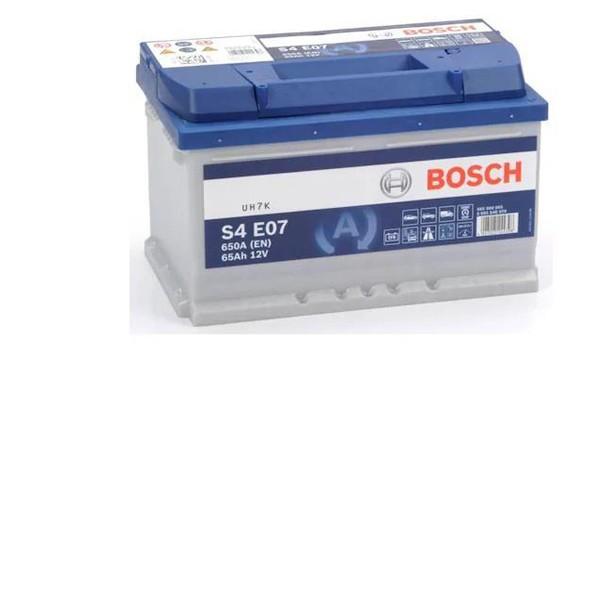 65 Amper START-STOP EFB Bosch Akü