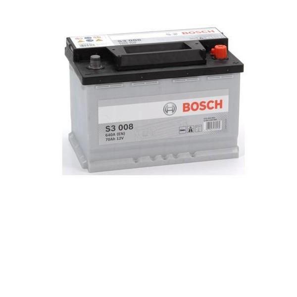 70 Amper Bosch Akü(74 Ah muadili)