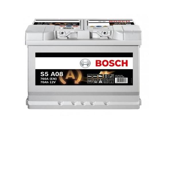 70 Amper START-STOP AGM Bosch Akü