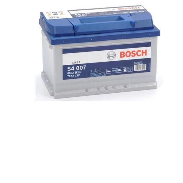 72 Amper Bosch Akü (alçak)