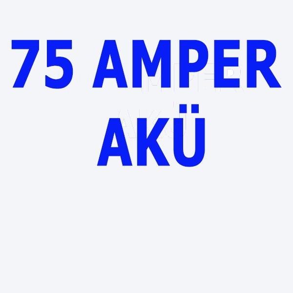 72 Amper YENİ AKÜ