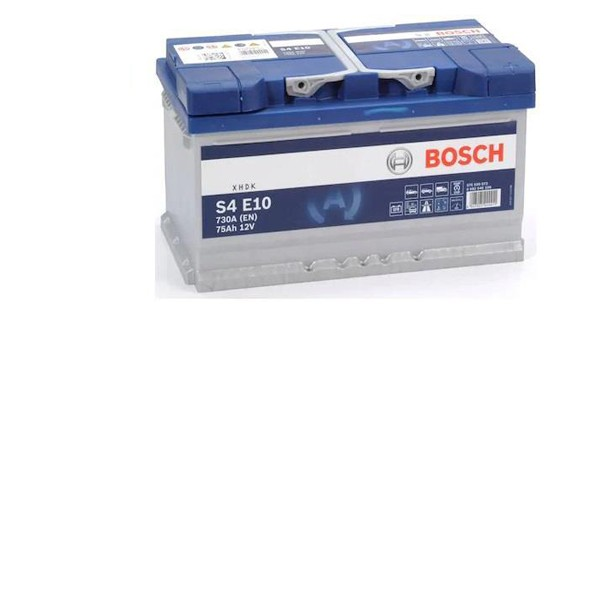 75 Amper START-STOP EFB Bosch Akü(Alçak)