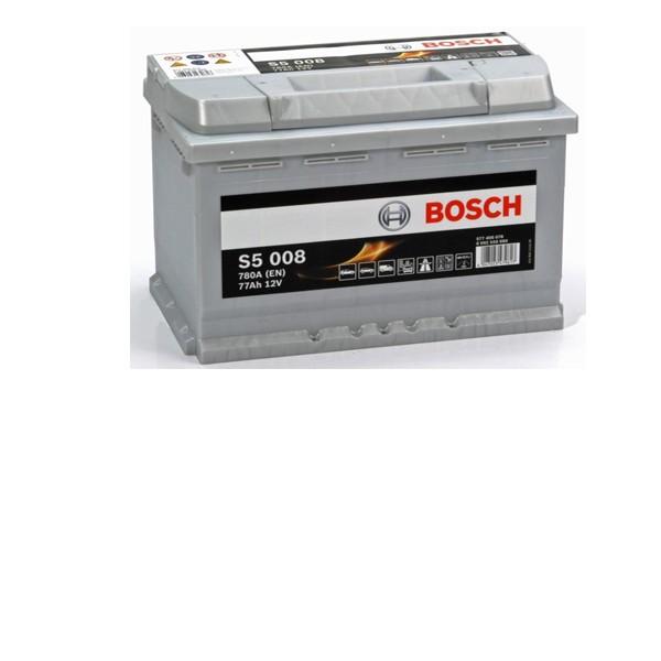 77 Amper Bosch Akü